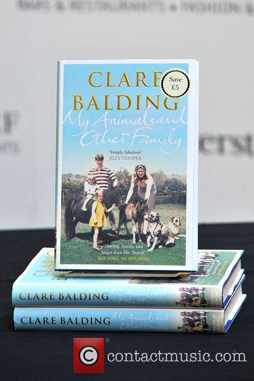 Atmosphere - The Book Clare Balding promotes and...