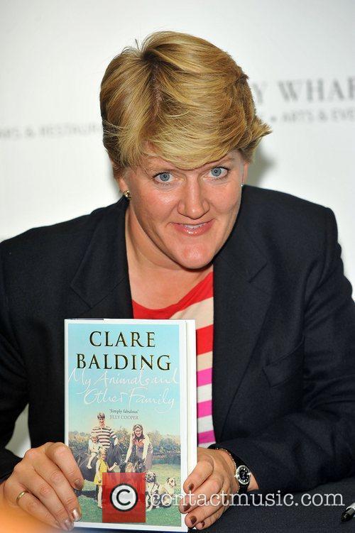 Clare Balding 7