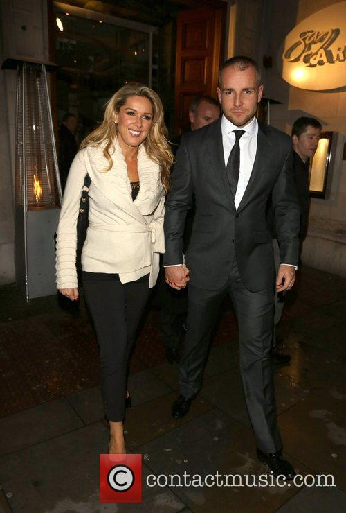 Claire Sweeney and Daniel Riley 1