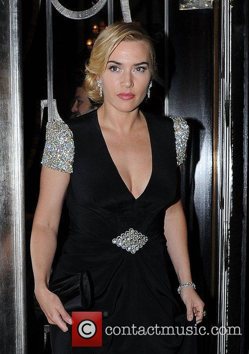 Kate Winslet and Jenny Packham 1