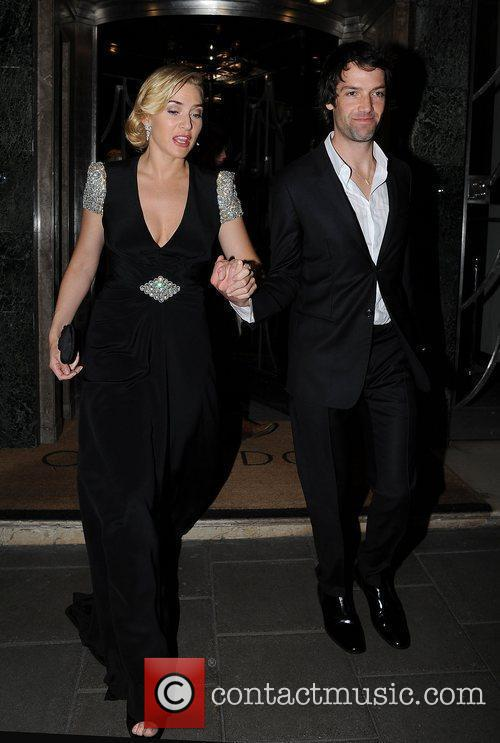 Kate Winslet and Jenny Packham 8