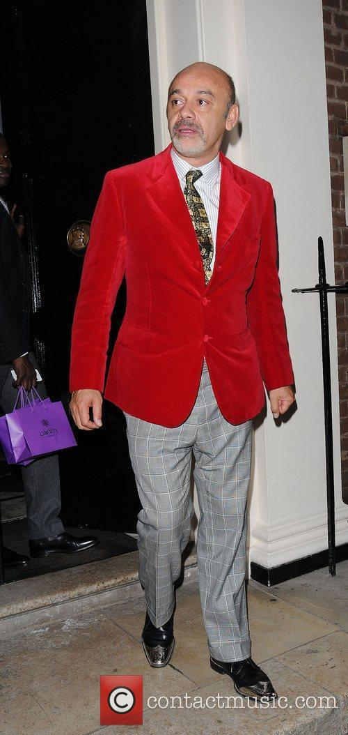 christian louboutin leaving the arts club london 3856966
