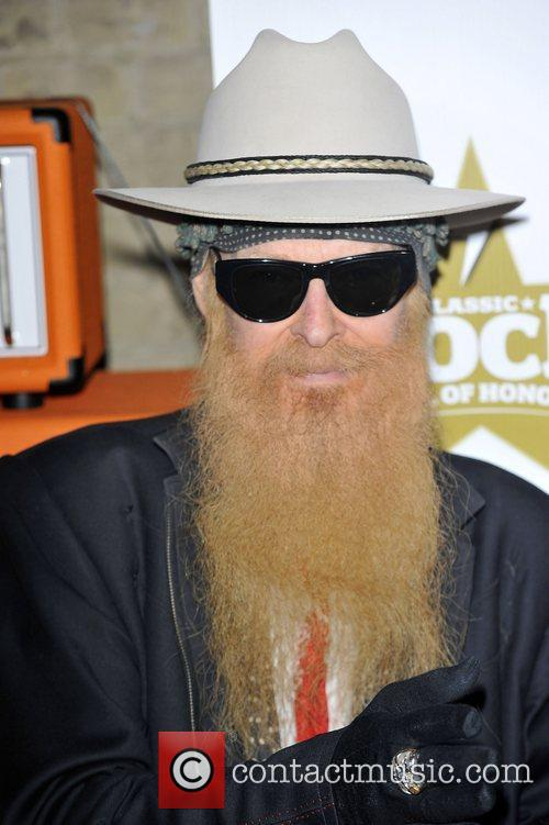 billy gibbons zz top at the classic 4174024