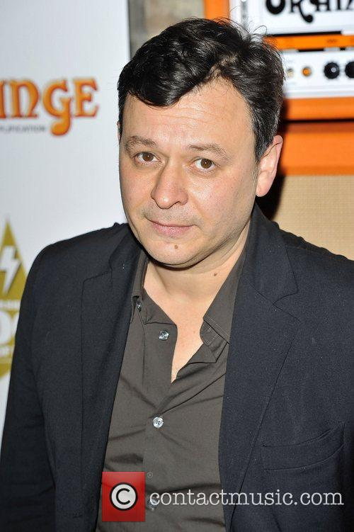 James Dean Bradfield,  at the Classic Rock...