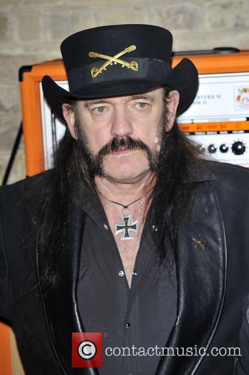 Lemmy and The Roundhouse 1