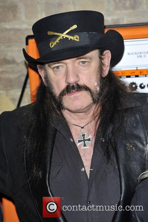 Lemmy and The Roundhouse 2