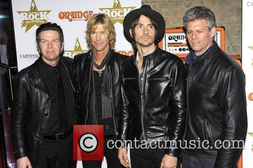 Duff Mckagan, Walking Papers and The Roundhouse 4