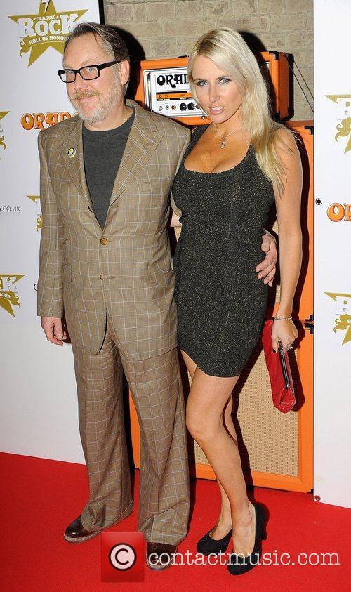 Vic Reeves & Nancy Sorrell,  at the...