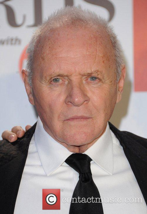 Sir Anthony Hopkins and Brit Awards 2