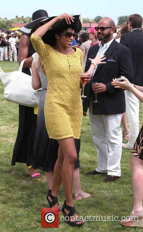 Alicia Quarles,  The Fifth Annual Veuve Clicquot...