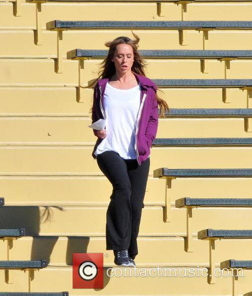 Jennifer Love Hewitt Jennifer Love Hewitt getting an...
