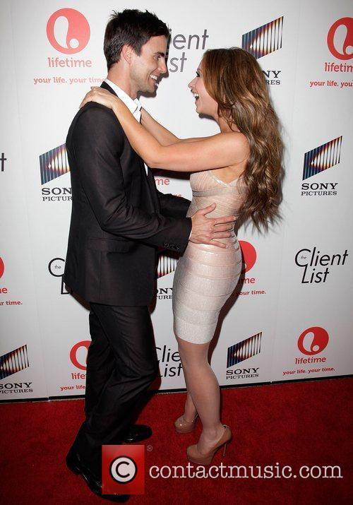 Colin Egglesfield and Jennifer Love Hewitt 4