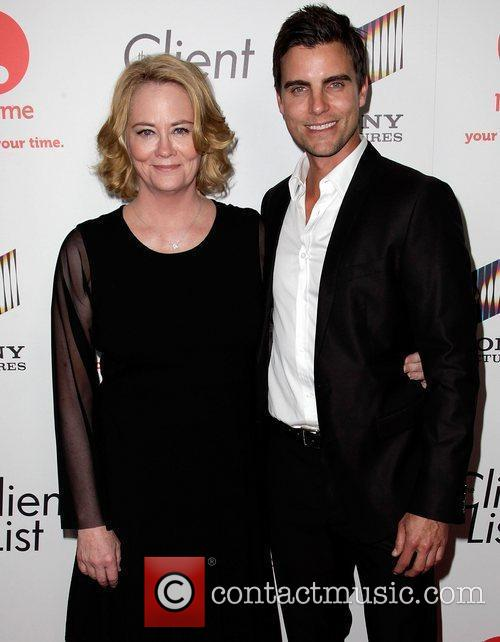 Cybill Shepherd and Colin Egglesfield 5
