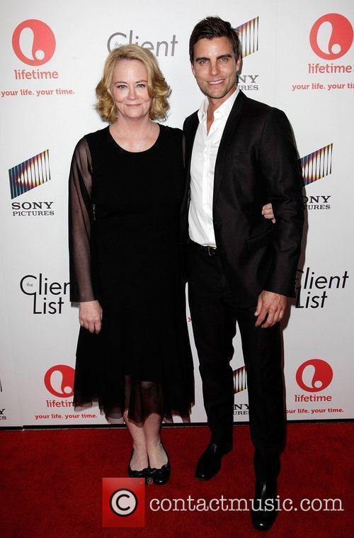Cybill Shepherd and Colin Egglesfield 6