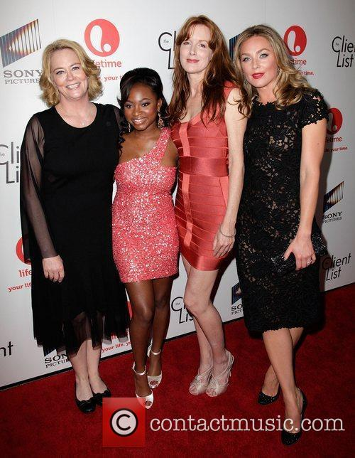 Cybill Shepherd, Kathleen York and Naturi Naughton 7