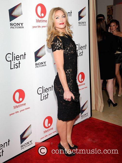 Elisbeth Rohn  Launch party for Lifetime's new...