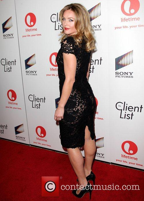 Launch party for Lifetime's new series 'The Client...