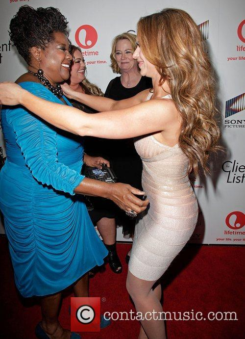 Loretta Devine, Cybill Shepherd and Jennifer Love Hewitt 3