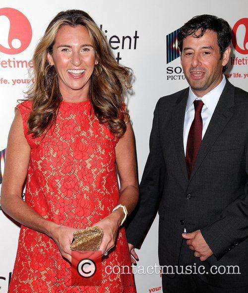Nancy Dubuc and Rob Sharenow Launch party for...