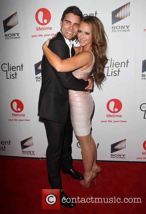 Colin Egglesfield, Jennifer Love Hewitt Lifetime And Sony...