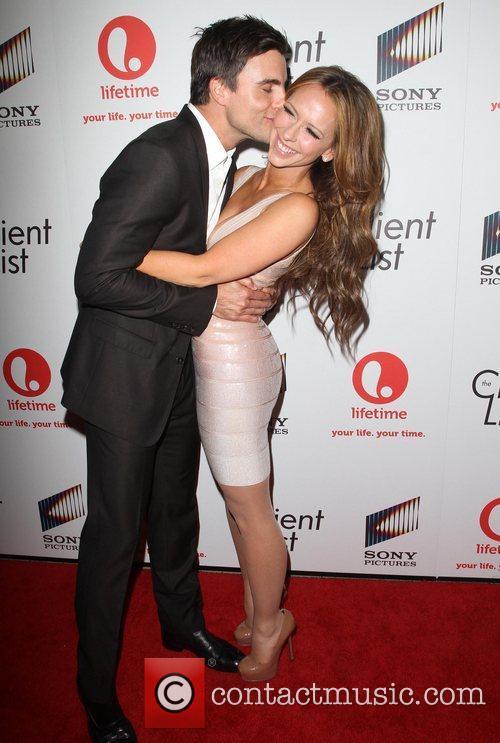Colin Egglesfield and Jennifer Love Hewitt