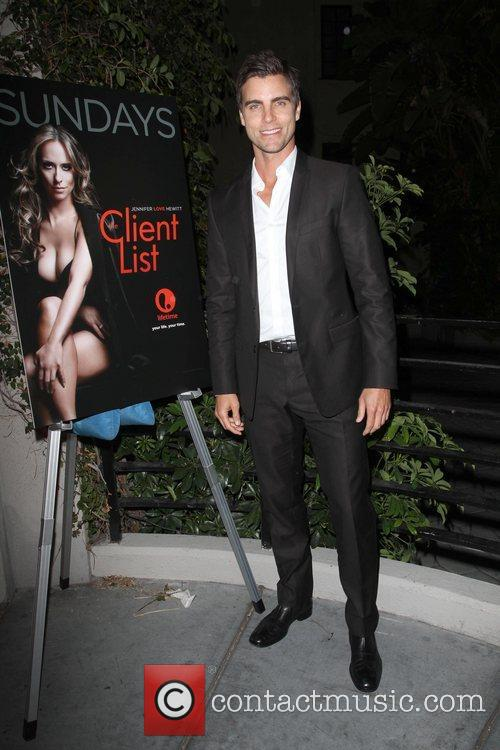 Colin Egglesfield Lifetime And Sony Pictures Television Red...