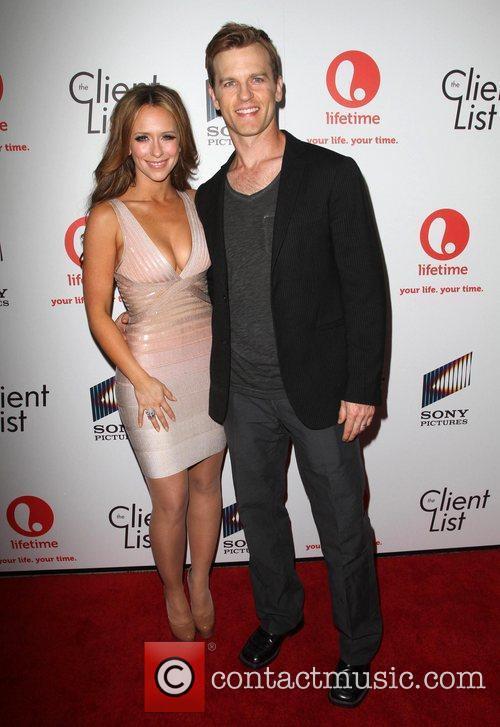 Jennifer Love Hewitt, Trevor St. John Lifetime And...
