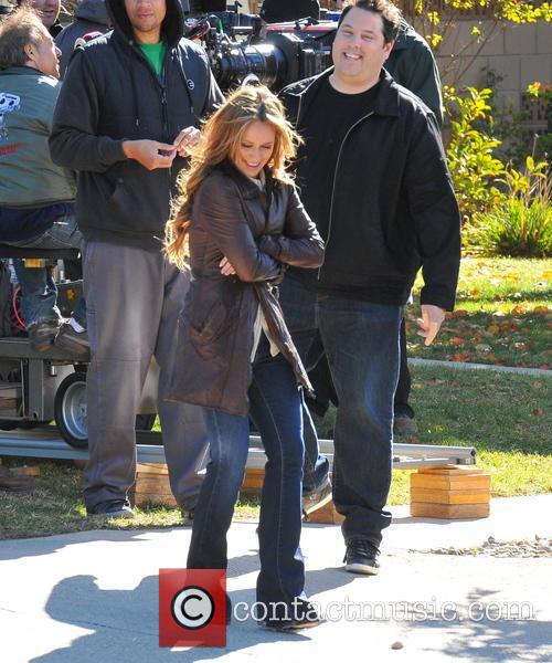 Jennifer Love Hewitt and Greg Grunberg 5