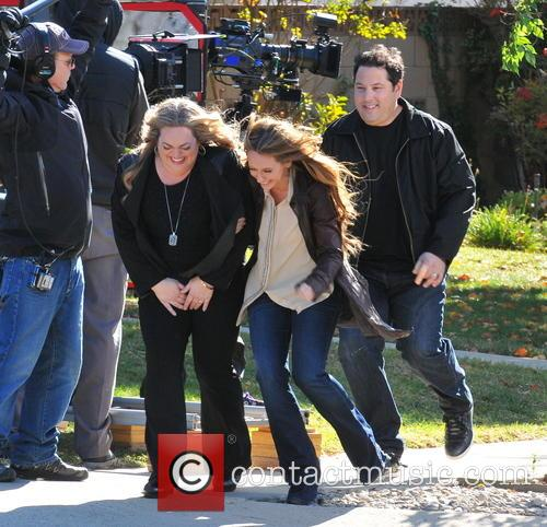 Jennifer Love Hewitt, Greg Grunberg and Rebecca Field 1