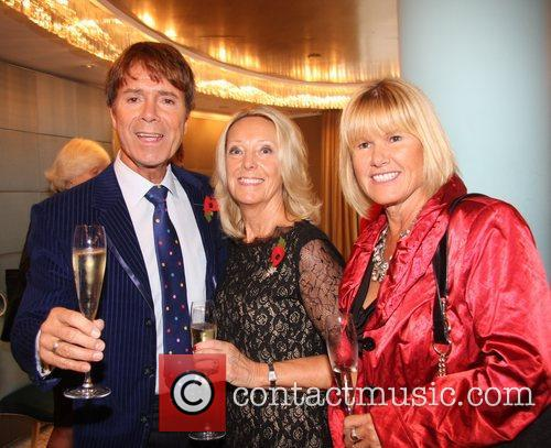 The Lady Taverners tribute lunch to Sir Cliff...