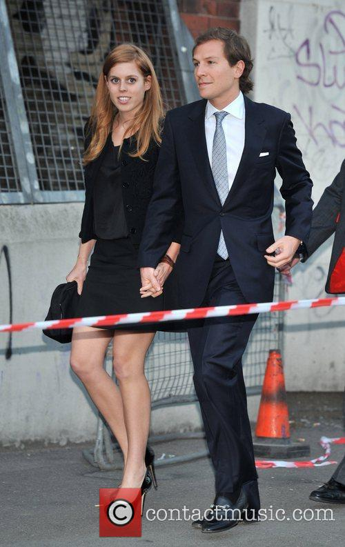 Princess Beatrice and Dave Clarke 4