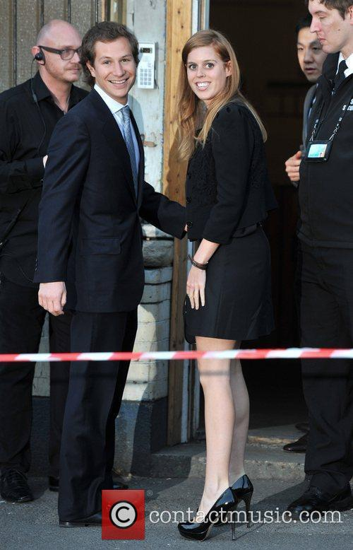 Princess Beatrice and Dave Clarke 6