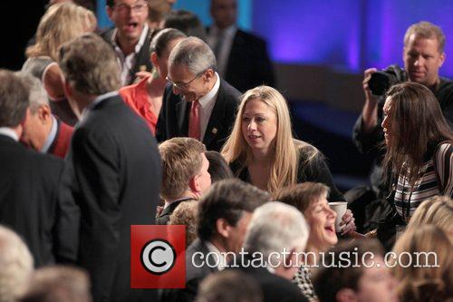 Chelsea Clinton Global Initiative Annual Meeting held at...