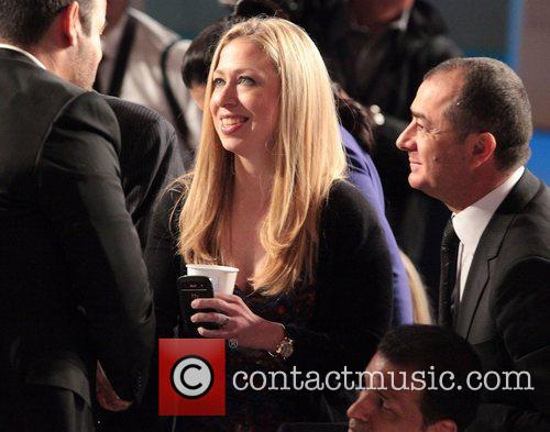Chelsea Clinton at the Global Initiative Annual Meeting...