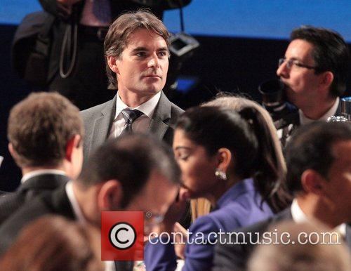 Jeff Gordon at the Global Initiative Annual Meeting...