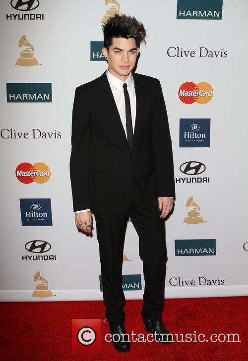 Adam Lambert and Beverly Hilton Hotel 2