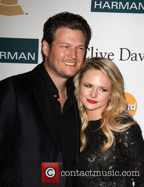 Blake Shelton, Miranda Lambert and Beverly Hilton Hotel 3