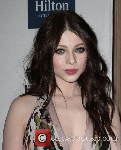 Michelle Trachtenberg and Beverly Hilton Hotel 2