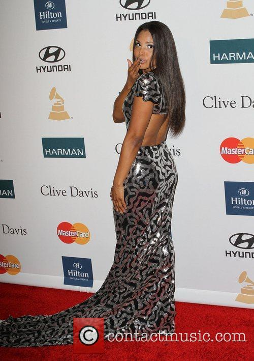 Toni Braxton and Beverly Hilton Hotel 5