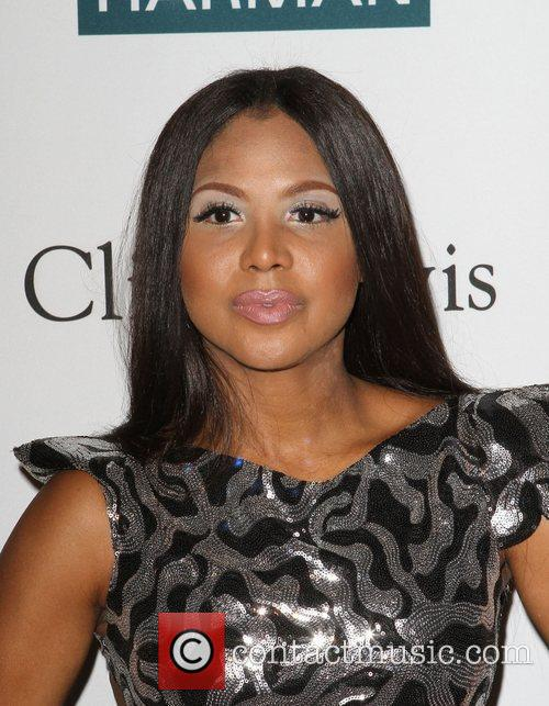 Toni Braxton and Beverly Hilton Hotel 1