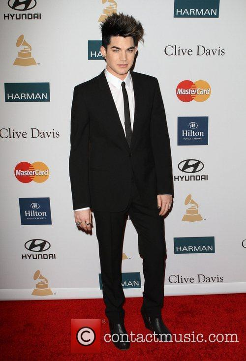 Adam Lambert and Beverly Hilton Hotel 6