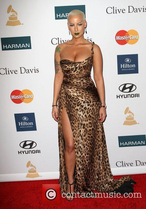 Amber Rose and Beverly Hilton Hotel 3