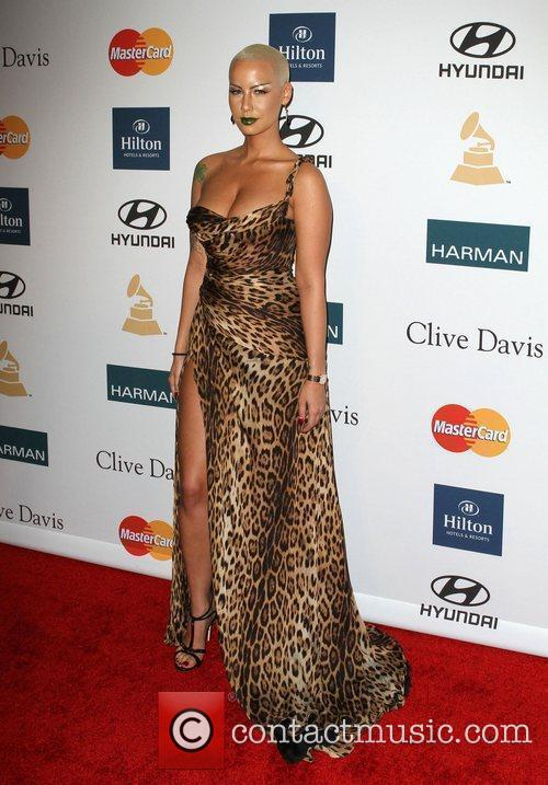 Amber Rose and Beverly Hilton Hotel 1