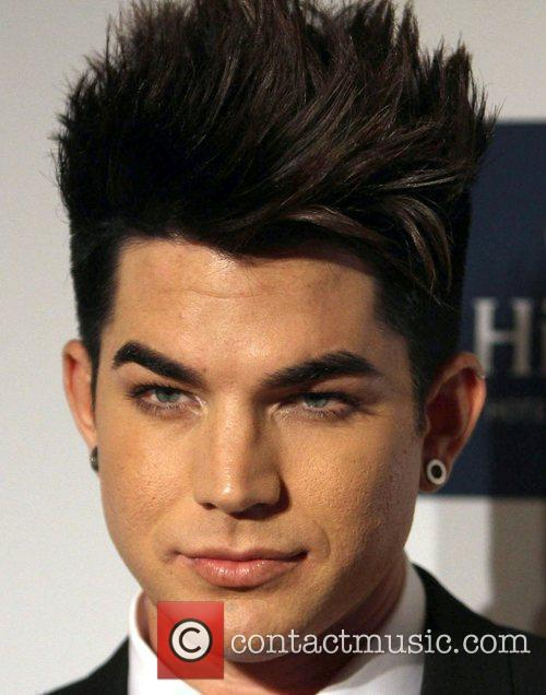 Adam Lambert and Beverly Hilton Hotel 7