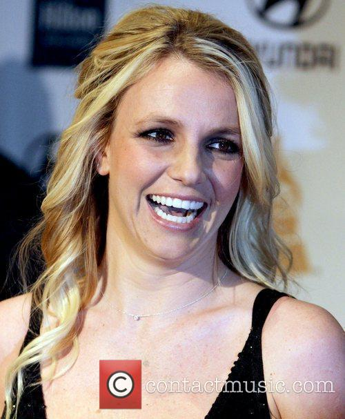 Britney Spears and Beverly Hilton Hotel 6