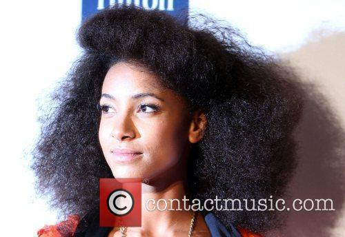 Esperanza Spalding and Beverly Hilton Hotel 1