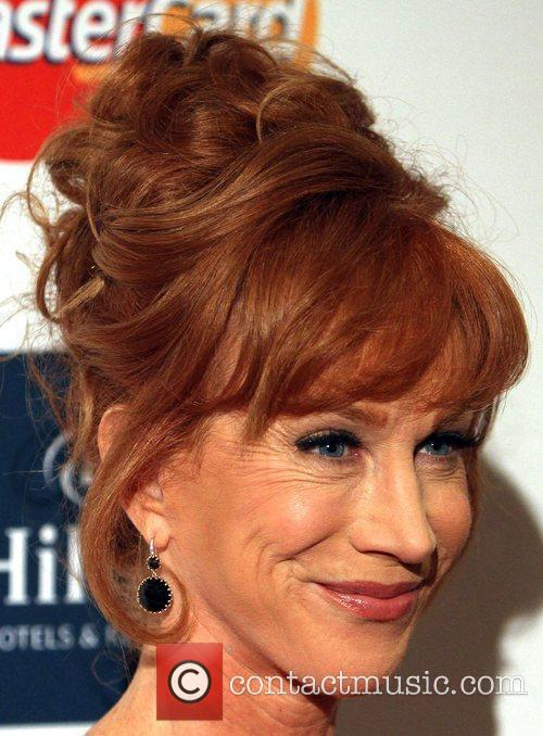 Kathy Griffin and Beverly Hilton Hotel 2
