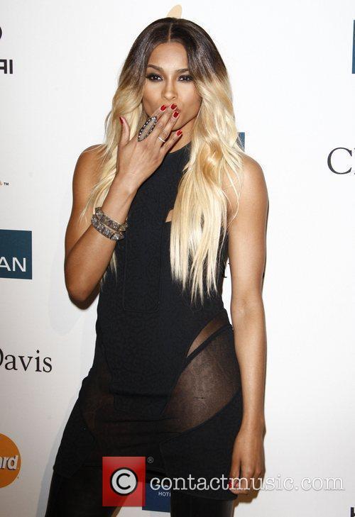 Ciara and Beverly Hilton Hotel 1