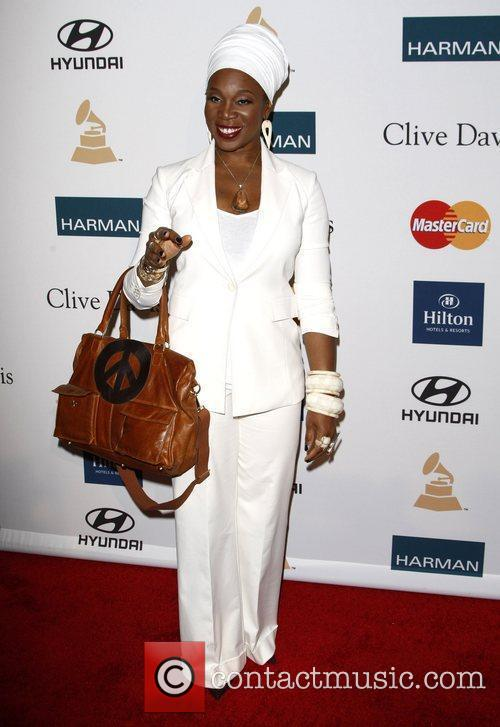 Clive Davis and The Recording Academy's 2012 Pre-Grammy...