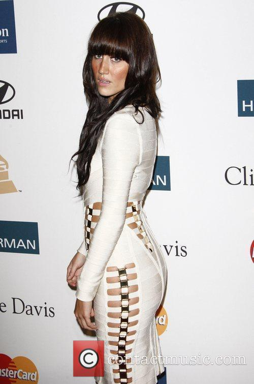 Jenna Andrews Clive Davis and The Recording Academy's...